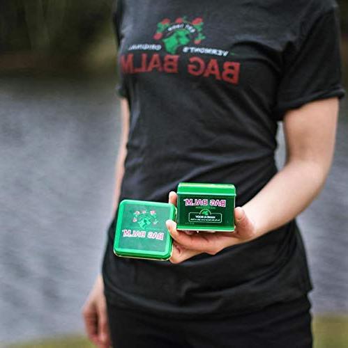 Vermont's Original 4 Pack Moisturizing Ounce Tin, Tin, Mega Moisturizing Lip