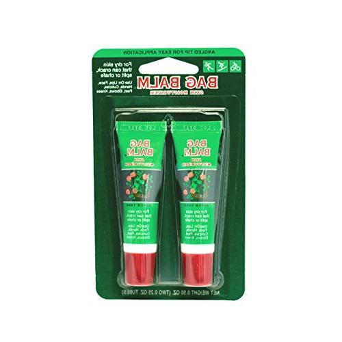 4 Pack for Cracked, Dry Skin, Moisturizing | 8 Ounce Tin, Tin, Mega Lip Balm