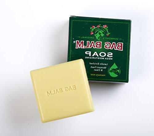 Vermont's Bag Balm 4 Bundle Cracked, Skin, Hands Moisturizing Lotion Ounce Tin, 1 Ounce Tin, Moisturizing Lip Balm