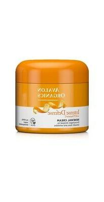 Vitamin C Renewal Cream Avalon Organics 2 oz Cream
