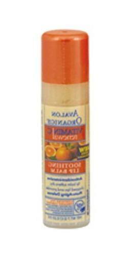 vitamin renewal soothing lip balm