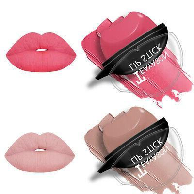 Long Lasting Cream Lip Balm Lipstick Gloss Makeup