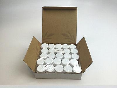 50Pcs 5g Cosmetic Empty Jar Eyeshadow Makeup Cream Lip Balm
