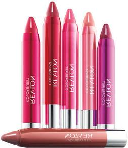 Revlon Lacquer Balm Crayon ColorBurst Choose Your Shade Seal