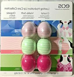 EOS Lasting Hydration Lip Care Collection Balm Hibiscus Cucu