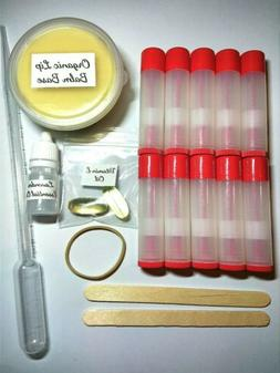 lavender make your own 10 organic lip