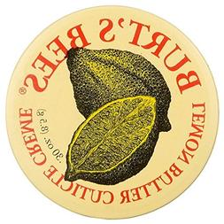 Burt's Bees Lemon Butter Cuticle Creme 17g - Pack of 2