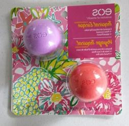 Eos Limited Edition 2-Pack Tropical Escape Pink Coconut & Is