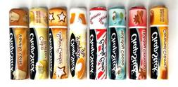 Chapstick Limited Edition 2018 Holiday 8 pc Flavored w/ Excl