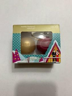 EOS Limited Edition Lip Balm Organic Chai Fireside /Visibly