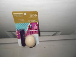 eos Limited Edition Lip Balm, Organic Vanilla Bean Sphere an