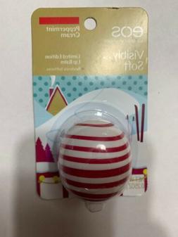 limited edition peppermint cream lip balm