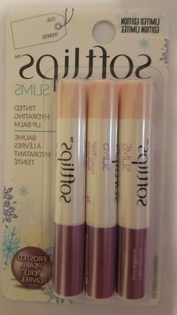 Softlips slim LIMITED EDITION Tint hydrating Lip Balm froste
