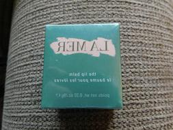 LA MER  LIP BALM  .32 oz Full Size factory plastic sealed ba