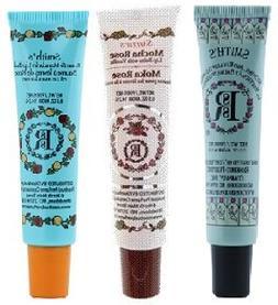 Rosebud Perfume Co. Lip Balm Tube 3 Pack: Mentol & Eucalyptu