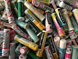 Chapstick Lip Balm All Flavors NEW, $3.00 total shipping for