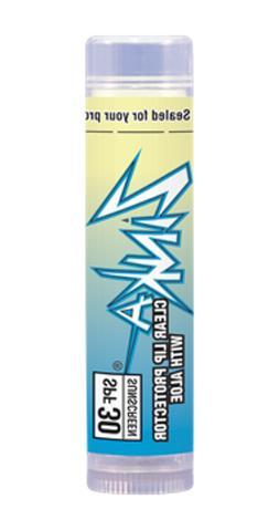 Zinka Lip Balm - Brand New Original Clear Lip Balm Sunscreen
