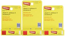 Carmex Classic Lip Balm SPF 15 Lip Protectant, 0.15 Ounce Pa