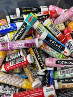 Chapstick Lip Balm ~CHOOSE YOUR FLAVOR~ Buy More Save More &