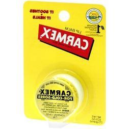 Carmex Lip Balm for Cold Sore 0.25 ounce Jar