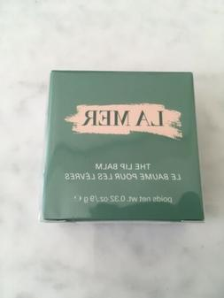 LA MER LIP BALM  Full Size factory plastic sealed  100% AUTH