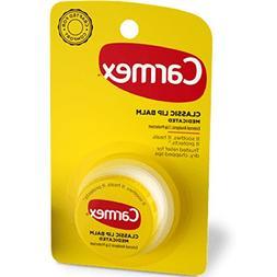 Carmex Classic Lip Balm Medicated, 0.25 oz