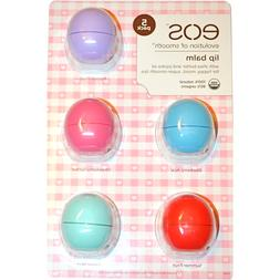 eos Lip Balm 5 Pack Love Collection
