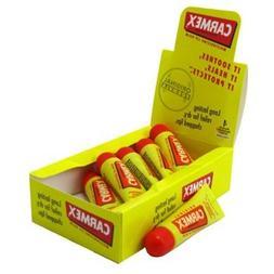 Carmex Lip Balm Moisturizing 0.35oz Tubes