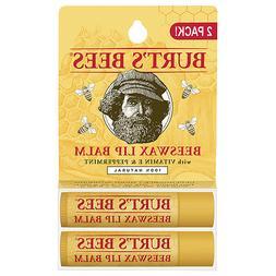 Burt's Bees Lip Balm Peppermint - 0.15 oz.