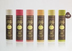 Sun Bum Lip Balm Set Of 2 - You Choose The Flavor