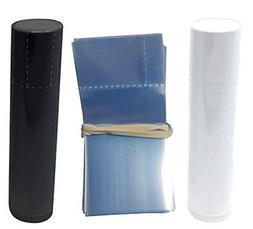 Lip Balm Shrink Band Fits Chapstick Style Lip Balm Tubes Bun