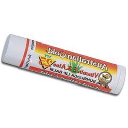 Australian Gold Lip Balm SPF#30 0.15 oz.