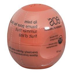 eos Smooth Sphere Lip Balm, Summer Fruit, 0.25 oz