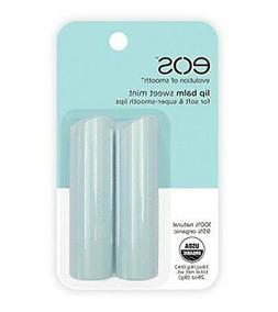 EOS Lip Balm Stick Sweet Mint Two-Pack