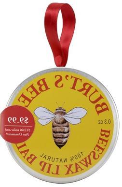 "Burt's Bees Lip Balm Tin Ornament ""Mixed"""