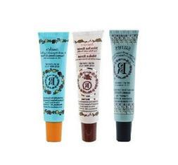 Rosebud Lip Balm Tube 3 Pack: Mentol&Eucalyptus, Moka Rose,