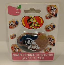 lip balm tutti fruitti jelly bean flavor