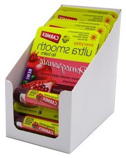Carmex Lip Balm Ultra Smooth Pomegranate Stick