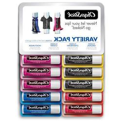 lip balm variety 12 sticks