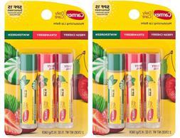 Carmex Lip Balm Variety Daily Care SPF 15 Moisturizing PACK