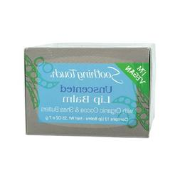 Soothing Touch Lip Balm Vegan Unscented