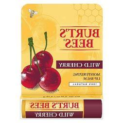 Lip Balm Wild Cherry Burt's Bees 0.15 oz Balm