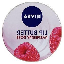 Nivea Lip Butter Tin - Raspberry