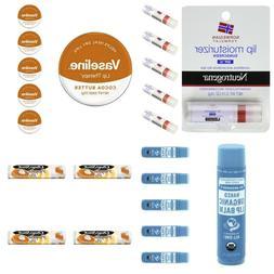 Lip Care Balm Gloss Bundles & Lots Free Shipping