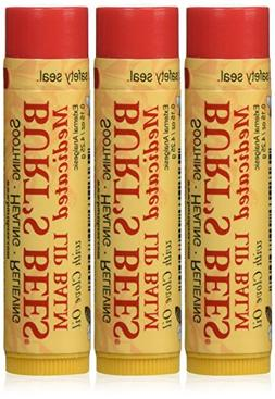 Burt's Bees Burt's Lip Care Medicated Lip Balm with Clove Oi