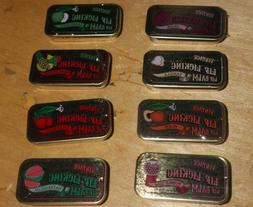 Vintage Lip Licking Lip Balm SEALED Strawberry Grape Peach W