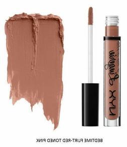 NYX Lip LINGERIE Liquid Matte Lipstick New/Sealed -Drag Quee