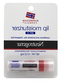 Neutrogena Lip Moisturizer SPF 15 0.15 oz