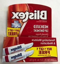 Blistex Lip Ointment Protectant Lip Balm Penetrating Moistur