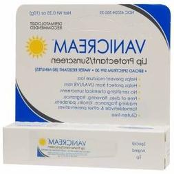 Vanicream Lip Protectant/Sunscreen SPF 30, .35 oz
